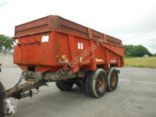 Brimont BB12B farming trailer