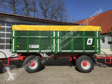 View images Kröger 18to Kipper Wallerfing (interneNr. 40709) farming trailer