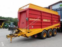 Schuitemaker Rapide 160 SW Häckselwagen Kombiwagen Tridem