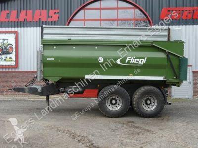 Ver las fotos Remolque agrícola Fliegl TMK 160