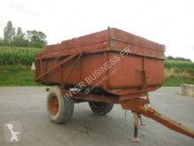Ponthieux farming trailer
