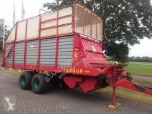 remorque agricole Taarup 1030