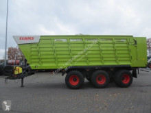 remorque agricole Claas CARGOS 760 TRIDEM TREND