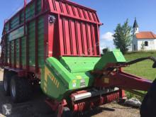remorque agricole Strautmann super vitesse 3101 CFS