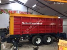 Schuitemaker Rapide 660 farming trailer