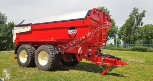 przyczepa rolnicza Beco - MAXXIM 260 direct leverbaar