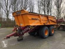remolque agrícola Veenhuis jvzk 18000