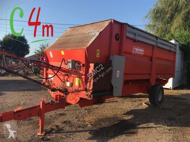 Vedere le foto Rimorchio agricolo Brochard DL 60