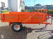 Metalurgica da Agra farming trailer