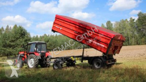Metal-Fach landwirtschaftliche Mulde