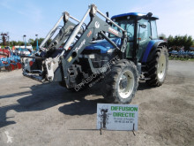 New Holland tracteur agricole tm 120