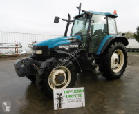 New Holland tracteur agricole tm 125