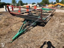 Querry equipment flatbed farming trailer