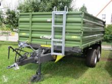 Ver las fotos Remolque agrícola Fliegl TDK 80 A-88 VR FOX