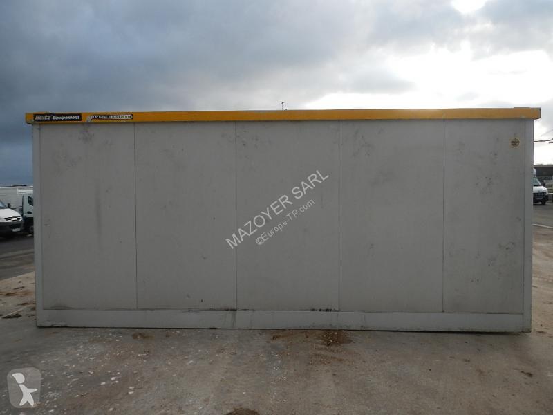Matériel de chantier Bodard BATISO 6M