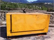 Diesel Energie generator construction