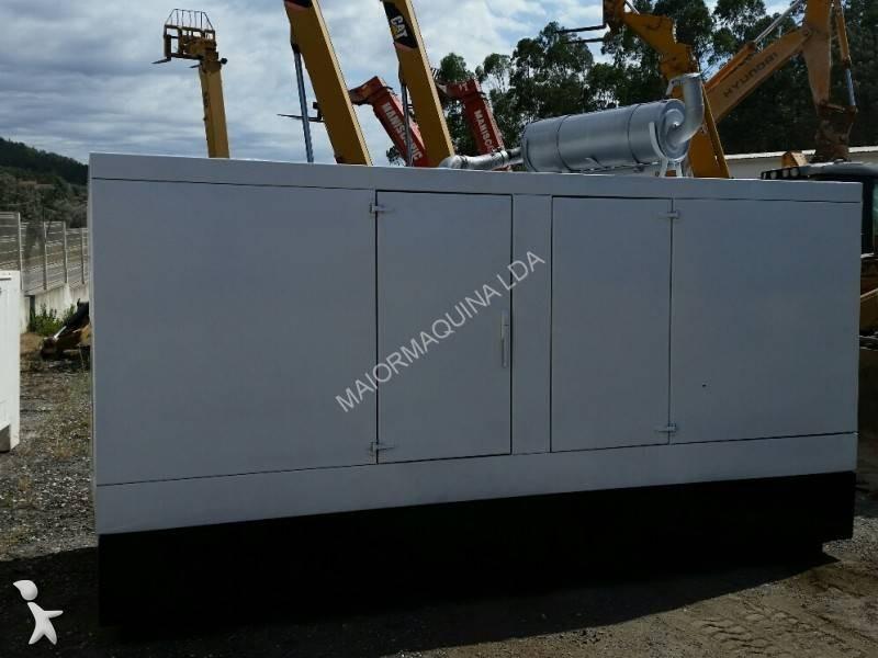 Materiaal voor de bouw Volvo 380 KVA