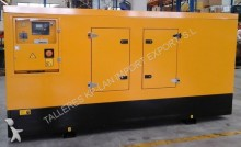 Yanmar generator construction