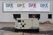 matériel de chantier Iveco NEF45TM2 - 82 kVA - DPX-17551