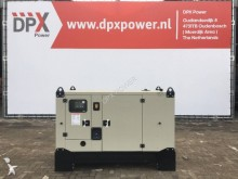 Mitsubishi 33 kVA - Genset - DPX-17602 construction