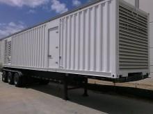 matériel de chantier FG Wilson P2000E - DPX-16033-S