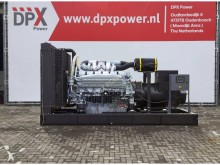 mezzo da cantiere Mitsubishi S12H-PTA - 1.100 kVA - DPX-15656