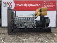 matériel de chantier Mitsubishi S16R2-PTAW - 2.500 kVA - DPX-15662