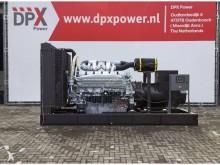 mezzo da cantiere Mitsubishi S6R2-PTAA - 825 kVA - DPX-15654