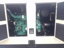 Volvo generator construction