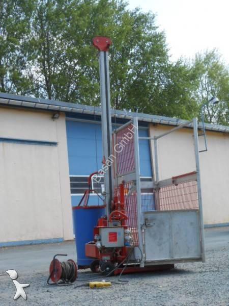 Steinweg Superlift 200S construction