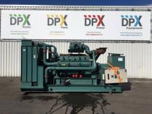 material de obra Perkins 4012 - 1320 kVA Generator - DPX-10618