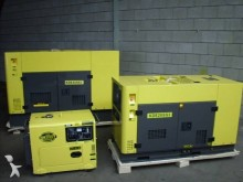 material de obra Gen Set 5.5 up to 135 KVA