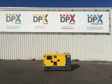 material de obra Atlas Copco QES 9 - 9 kVA - DPX-19400
