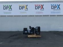 matériel de chantier Iveco CCR2 - Mecc Alte 88 kVA - DPX-28005