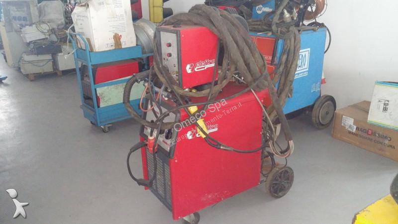Matériel de chantier Elettromeccanica Carra PRO MIG 475