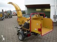 mezzo da cantiere Vermeer Holzhäcksler BC 160 XL, auf Fahrgestell, Diesel