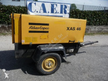 Atlas Copco XAS 46 construction