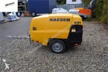 Kaeser M 31 PE Kompressor construction