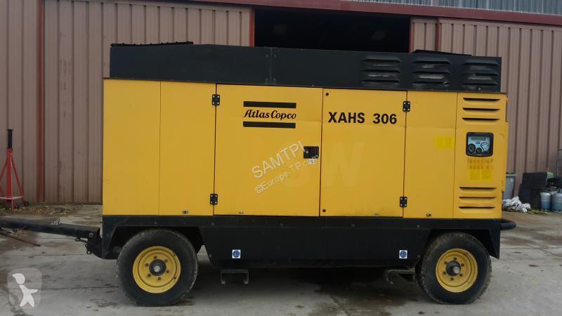 Matériel de chantier Atlas Copco XAHS 306
