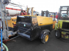 Atlas Copco XAS137 construction