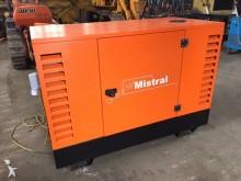 mezzo da cantiere gruppo elettrogeno MWR Generators
