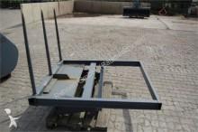 matériel de chantier Volvo Mistgabel / Ballengabel - 3 Zinken - L45F