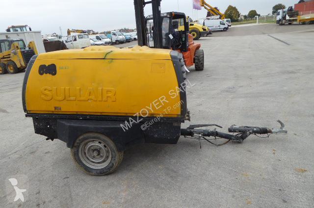 Matériel de chantier Sullair S85