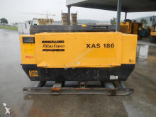 Atlas Copco XAS186 DD construction