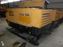 Atlas Copco XAS186 construction
