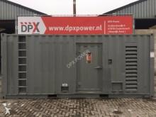 matériel de chantier Cummins QSX15-G8 - 500 kVA Generator - DPX-10789