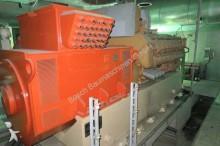 Deutz MWM2000 kVA Electric generator / Stromgenerator construction