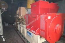 Deutz MWM1730 kVA Electric generator / Stromgenerator construction