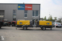Atlas Copco XAVS 186 NA 14 BAR Kompressor construction