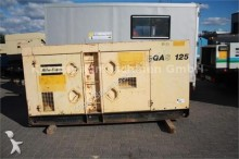 Atlas Copco QAS 125 construction